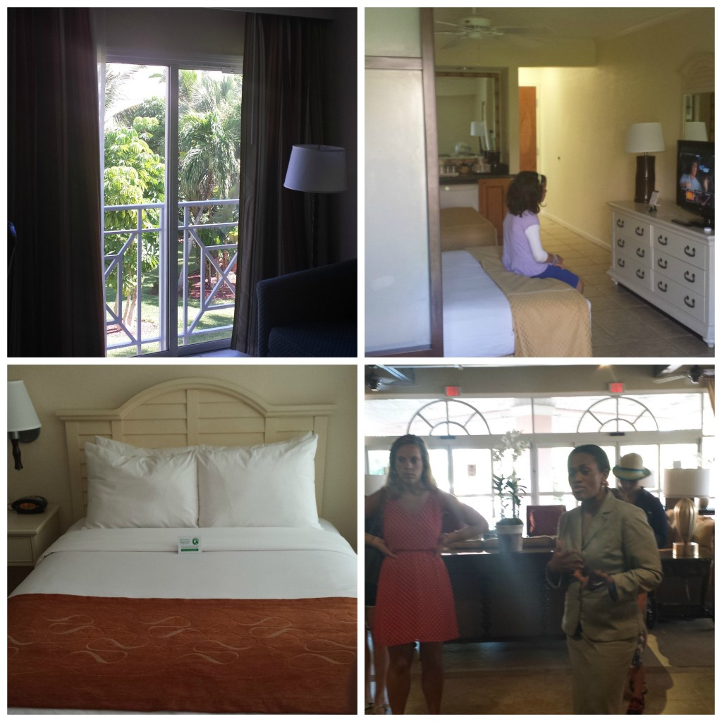 The Rooms at Comfort Suites PI #visitparadise