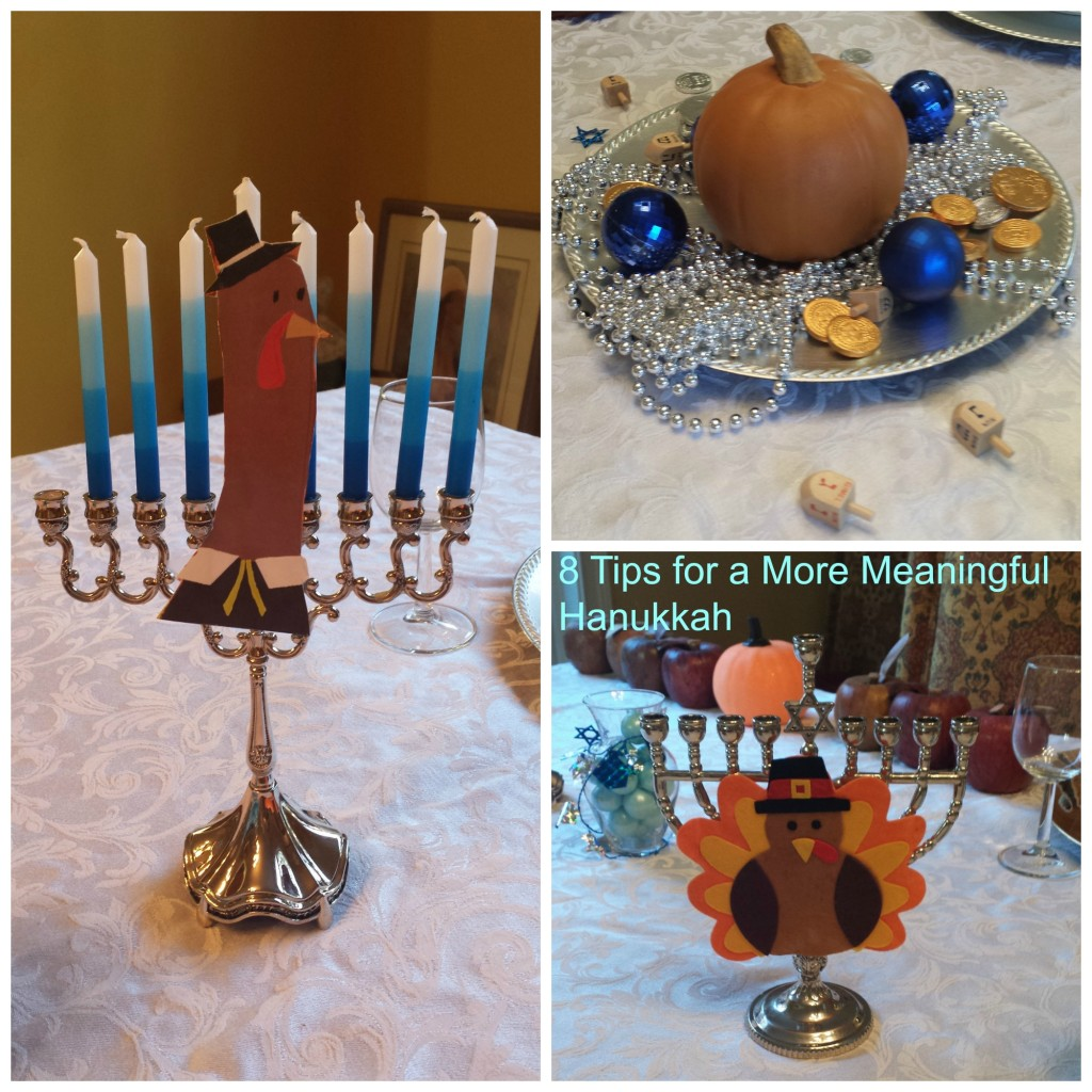 8 tips for a more meaningful hanukkah