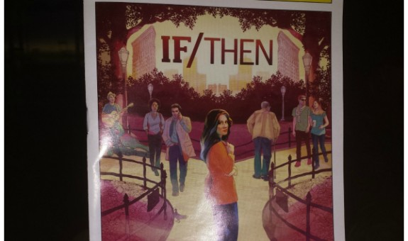 New Musical IF/THEN Brings to Broadway Stories of How Life Twists and Turns in a NYC Minute