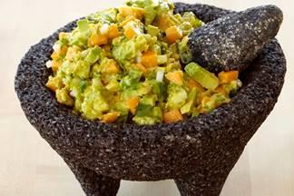 How to Make A Super Bowl of Mango Guacomole