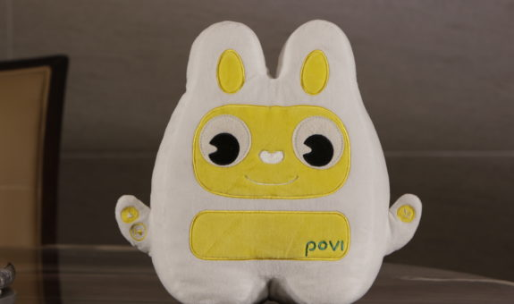 Povi Helps Kids Develop Crucial Social-Emotional Skills with Huggable Toy
