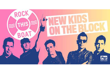 """Rock This Boat"" Takes Fans of New Kids on the Block on More Than Just a Trip"