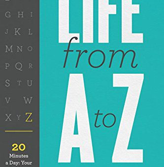 Book Review: Life From A to Z