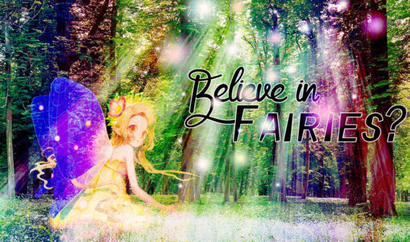 Irish Fairies Spark Imagination