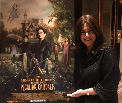 Prime Time Parent Previews Miss Peregrine's Home for Peculiar Children