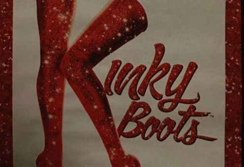 Todrick Hall Kicks Some KINKY BOOTS on Broadway + Discount Codes