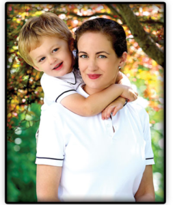 kelsey-maclean-and-her-son-in-polo-shirt