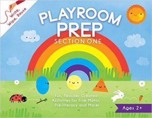 playroom prep