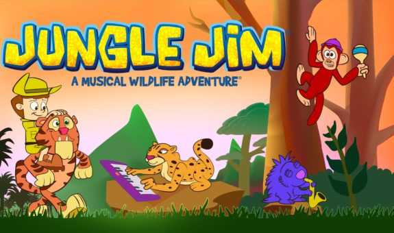 Enjoy Educational Programming With Jungle Jim #spon