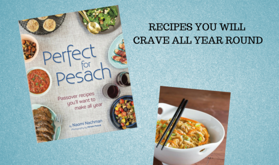 "Passover Cookbook ""Perfect for Pesach"" Has Recipes You'll Crave All Year Long"