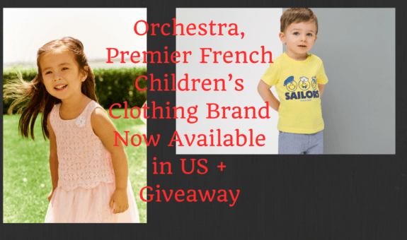 Orchestra, Premier French Children's Clothing Brand Now Available in US + Giveaway