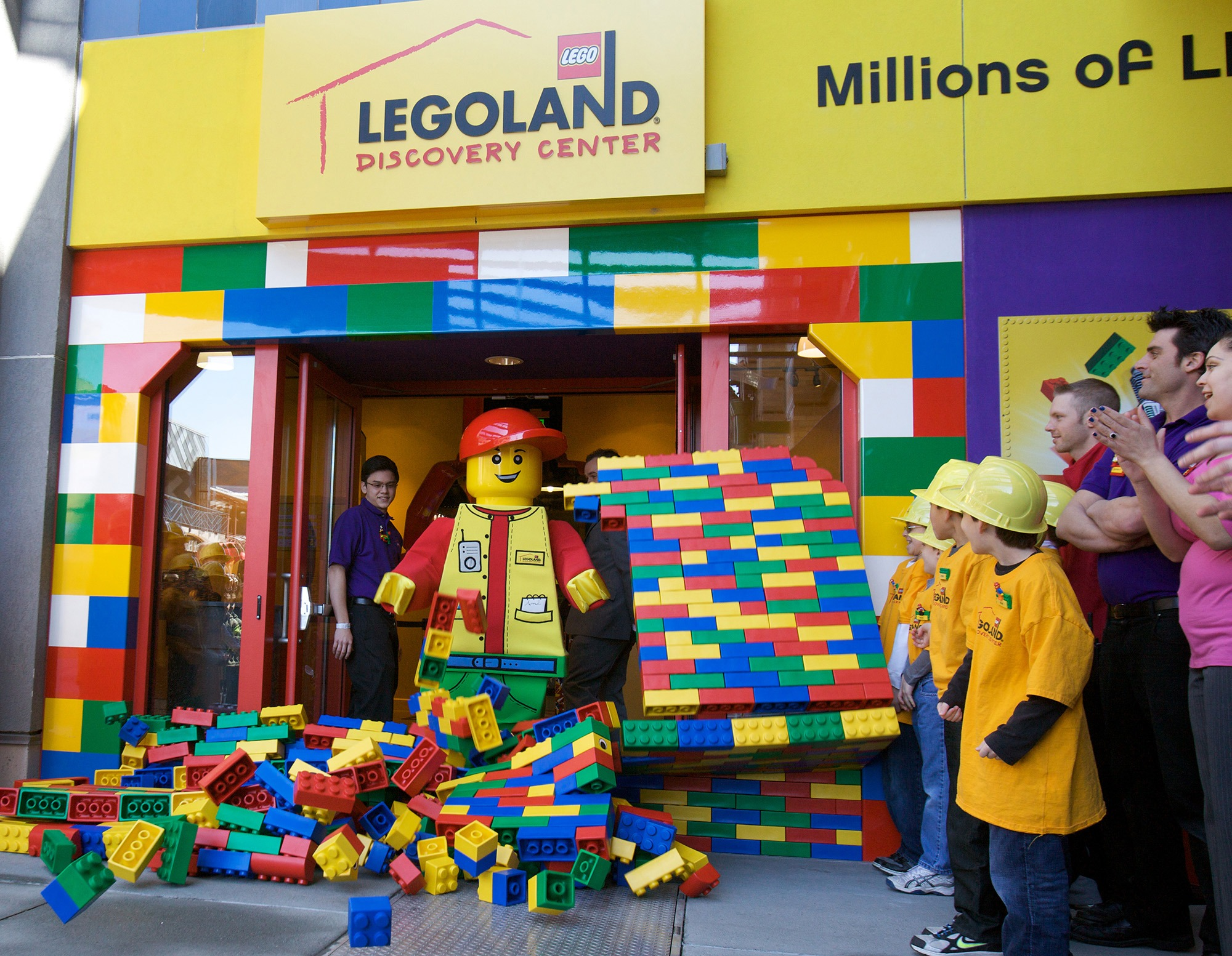LEGOLAND Discovery Center Westchester Hosts the Ultimate ...