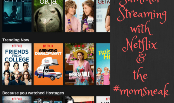 Netflix Keeps Summer Streaming Cool and Complete with New Arrivals + Giveaway