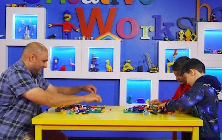 LEGOLAND Discovery Center Westchester Hosts the Ultimate Imagination Build-Off Challenge