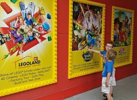 Legoland Discovery Center Westchester #LDCW
