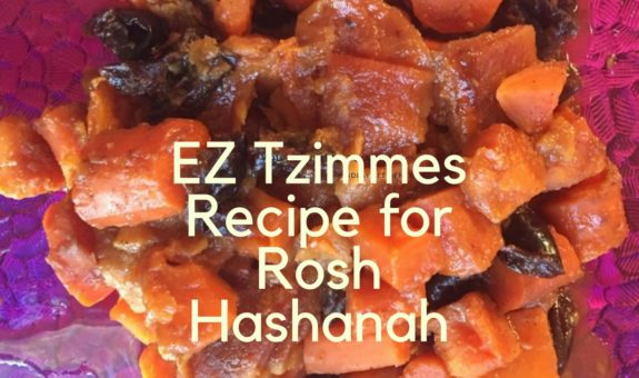 Sweet and Simple Rosh Hashanah Recipes